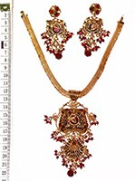 Necklace Set NGRP0340 Indian Jewellery