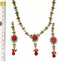 Necklace Set NARC0343 Indian Jewellery