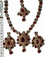 NISHI Kundan Set NGRK0346 Indian Jewellery