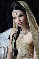 ALEENA Hair Chotli CAAK0060 Indian Jewellery