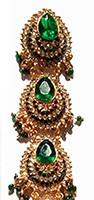 RASHMI Hair Chotli CGGK0934 Indian Jewellery