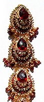 RASHMI Hair Chotli CGRK0936 Indian Jewellery