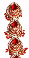 RASHMI Hair Chotli CARK03283 Indian Jewellery