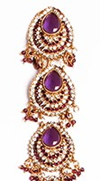 RASHMI Hair Chotli CAUK03287 Indian Jewellery