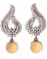 AMY Medium Earrings ESNA03152 Indian Jewellery