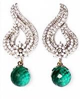 AMY Medium Earrings ESLA03157 Indian Jewellery