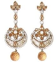 Phool Earring EAWA03517 Indian Jewellery