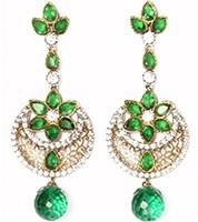 Phool Earring EAGA03519 Indian Jewellery