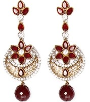 Phool Earring EARA03524 Indian Jewellery
