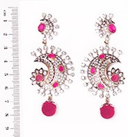 Ambreena Earrings ESPA03530 Indian Jewellery