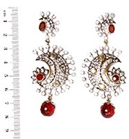 Ambreena Earrings ESRA03534 Indian Jewellery
