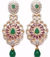 Lolita Earrings EGMA03684 Indian Jewellery