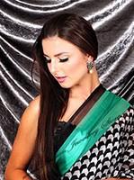 Meena Paisley Studs EGGA03805 Indian Jewellery