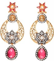 NISHA Indian Earrings EAPA04058 Indian Jewellery