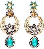 NISHA Indian Earrings EALA04060 Indian Jewellery