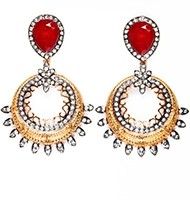 NILIMA Indian Earrings EARA04064 Indian Jewellery