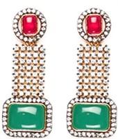 Ruhee Indian Earrings EAAA04301 Indian Jewellery