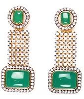 Ruhee Indian Earrings EAGA04307 Indian Jewellery