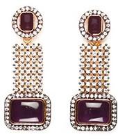 Ruhee Indian Earrings EAUA04304 Indian Jewellery