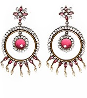 Ravinder Earrings EAPA10420 Indian Jewellery