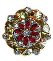 Large Ring RARA0908 Indian Jewellery