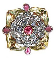 Large Ring RAPA0911 Indian Jewellery