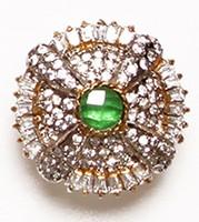 Medium Indian Ring RGGA02775 Indian Jewellery