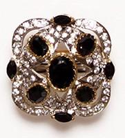 MUGHAL Medium Ring RGBA02746 Indian Jewellery