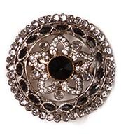 Large Mughal Ring RSBA03758 Indian Jewellery