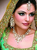 Jaiya Bridal Set BAWC03301 Indian Jewellery