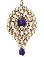 FIROZIA Head Jewellery PALK0878 Indian Jewellery