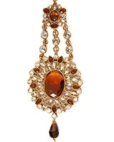 American Diamond Jhumar PGNA0306 Indian Jewellery