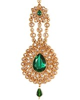 American Diamond Jhumar PGGA04529 Indian Jewellery