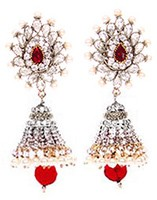 DIAH Jhumki Earring ESRA03510 Indian Jewellery