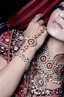 Jodha Akbar Bridal Set 3d JGRC0133C Indian Jewellery