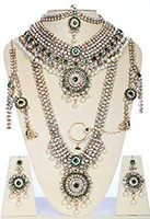 Jodha Akbar Jewellery 4K JAGK04125 Indian Jewellery