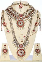 Jodha Akbar Jewellery 4K JARK04126 Indian Jewellery