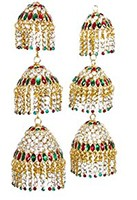 RIMI Delicate Kaleeras: Pair AGAC1012 Indian Jewellery