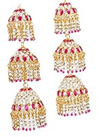 RIMI Delicate Kaleeras: Pair AGPC1018 Indian Jewellery