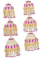 RIMI Kaleeras: Pair AGUC04199 Indian Jewellery