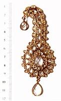 RAAJA Large Kalgi KAWA02817 Indian Jewellery