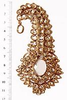 AKBAR Large Kalgi KAWA02821 Indian Jewellery