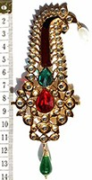 KAREEM Kundan Large KAAK0763 Indian Jewellery