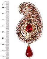 SIKH Khanda Kalgi KARC03681 Indian Jewellery