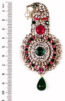 Aktaar Brooch KGPC10082 Indian Jewellery