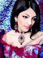 Large Indian Beaded Choker NSWA10572C Indian Jewellery