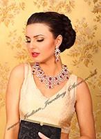 Audrey Necklace Set NGWA04639 Indian Jewellery