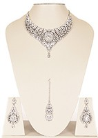 Nisha Indian Bridal Jewellery BSWK03973 Indian Jewellery