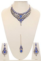 Nisha Indian Bridal Jewellery NALK03976 Indian Jewellery