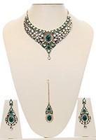 Nisha Indian Bridal Jewellery NAGK03980 Indian Jewellery
